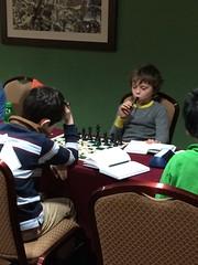 Irish junior chess championship 2014