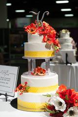 The Boston Flower & Garden Show garden of cakes (Massachusetts Office of Travel & Tourism) Tags: flowers cake boston garden massachusetts flowershow greaterboston