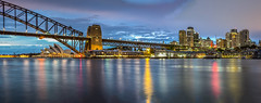 Sydney Early morning_Panorama (Gil Feb 11) Tags: australia newsouthwales mcmahonspoint