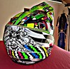 One my lids (goingpro) Tags: life africa art wet bike southafrica skull paint neon ride graphic guitar helmet motorbike riding carbon fiber standard motocross legacy slippery wetsuit airbrush carbonfiber afrique saftey afriquedusud agv legacyphoto