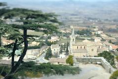 Provence.10 (Allyson.Brown) Tags: travel trees blur france nature marseille nikon europe village provence roussillon d90 5photosaday