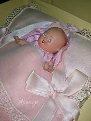 Bebé (Tartadefresa) Tags: baby doll felt bebé muñeca lavanda fieltro tartadefresa dollcensus