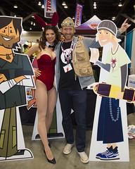 FanExpo Vancouver 2014 With Kay Pike (Kay Pike Fashion) Tags: girls canada vancouver fan bc expo cosplay jessicarabbit bunnygirl 2014 fanexpo kaypike canadacosplay jessicarabbitcosplay fanexpovancouver kaypikefashion
