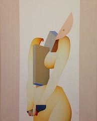 LABAD - Retrato Rosa - 2009 - 81x65cm