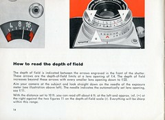 Kodak Retina Automatic III - Instructions for use - Page14 (TempusVolat) Tags: film 35mm vintage for mr kodak iii automatic use instructions guide gareth retina tempus morodo volat mrmorodo garethwonfor tempusvolat