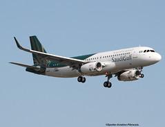 Saudi Gulf Airlines (Jacques PANAS) Tags: gulf airbus saudi airlines fwwbh a320232wl msn6455 hzsga