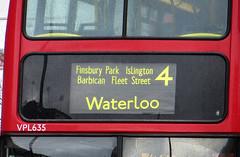 'Bus 4 Waterloo' - 44/365 (EZTD) Tags: bus london foto photos photographs fotos islington autobus goswellroad londonbus fotograaf 2015 aphotoaday number4 project365 p365 aphotoadayproject 365photosinayear eztd eztdphotography photograaf eztdphotos day44 eztdgroup 3652015 daybyday2015 2015inpictures