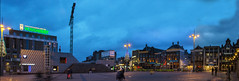 Panorama compleet tot Stadhuis [EXPLORED] (John de Grooth) Tags: