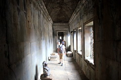 ANGKOR WAT, SIEM REAP, CAMBODIA DECEMBER 2014