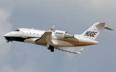 N156BF - Canadair Challenger (Charlie Carroll) Tags: tampa florida tampainternationalairport ktpa