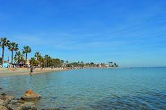 Paradise (lauracvsp) Tags: sea naturaleza beach water mar agua paradise playa murcia marmenor paraiso losalcazares