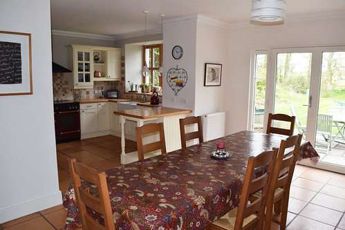 West Backhill of Lethenty: Dining Room