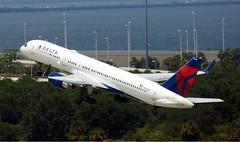 Delta - N539US - B757-251 (Charlie Carroll) Tags: tampa florida tampainternationalairport ktpa