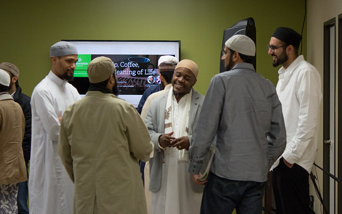 "Shaykh Yahya Rhodus at SeekersHub, Toronto and Seminar Series: Worship, Coffee and The Meaning of Life • <a style=""font-size:0.8em;"" href=""http://www.flickr.com/photos/88425658@N03/26772293481/"" target=""_blank"">View on Flickr</a>"