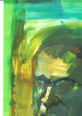 PUZZLE DE RETRATO (3) (GARGABLE) Tags: portrait sketch retrato puzzle papel acrilico cartulinas pigmentos uskspain gargable angelbeltrn