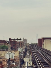 #chicago #blueline #wickerpark (sidtysmith) Tags: wickerpark chicago blueline