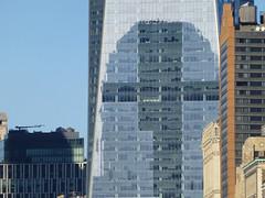 New York, NY One World Trade Center (army.arch) Tags: nyc newyorkcity windows ny newyork skyline downtown skyscrapers cross worldtradecenter lowermanhattan oneworldtradecenter