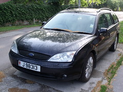 Ford Mondeo Mk III Tournier (Norbert Bnhidi) Tags: hungary hdmezvsrhely car vehicle ford registrationplate licenseplate licenceplate numberplate plate kennzeichen rendszm rendszmtbla ungarn hungra hongrie ungheria hungria hongarije  magyarorszg
