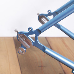 Cielo by Chris King / Cross Classic Frame set (starfuckers / Above Bike Store) Tags: cielo chrisking