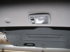 2013-2016 Hyundai Santa Fe SUV - Cargo Area Light Housing In Tailgate Door - Changing Burnt Out Light Bulb (paul79uf) Tags: santa light bulb diy steps replacement cargo changing howto area change instructions guide fe suv hyundai tutorial bombilla hacer replace 2014 cambiar 2016 replacing 2015 2013 ocmo