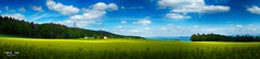 Welcome in paradise !! ;) (Jean McLane) Tags: blue sky panorama color cute nature photoshop landscape nice colorful cloudy couleurs panoramic colores paysage hdr