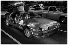 DeLorean DMC-12 (Strobe Photography) (*Ken Lane*) Tags: usa geotagged classiccar automobile stainlesssteel unitedstates asheville bttf northcarolina automotive vehicle dmc12 dmc backtothefuture strobe martymcfly carphotography avl wnc nikkorlens westernnorthcarolina exposureblending buncombecounty gullwingdoors venable neutraldensityfilter automotivephotography johndelorean deloreandmc12 nd09 moviecars strobist deloreantimemachine deloreanmotorcompany strobing wirelesstrigger stainlesssteelcar filmcars nd8filter singlestrobe worldcars 2stopndfilter deloreanmotorcars bwndfilter nikon2470 stainlesssteelbody nikond800 paulcbuffinc carstrobist cybersync multipleexposureblending carstrobing cybersynctriggertransmitter 3stopndfilter lightenblendmode carshowphotography 22inchbeautydish einstein640 reallyrightstufftripod vagabondminilithium einsteinstrobe geo:lat=3552674952 einstein640strobe ashevilleoutlets 2016springflingcarshow einsteinstrobe640ws elinchromelhandheldboomarm automobilestrobbing sidandelcdwirelesstimelapseintervalometerremotecontrol vehiclestrobing cybersynctransceiver autostrobing geo:lon=8260481983