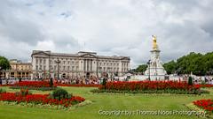 Buckingham Palace (Thomas Naas Photography) Tags: city uk travel england london reisen britain great palace stadt buckingham gebude grossbritannien