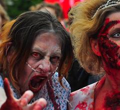 BZW16 0014 (graffpix) Tags: costumes fun faces zombie makeup parade zombies charityevent zombiewalk birminghamzombiewalk