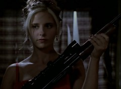 Buffy has a GUN! (A Gun & A Girl.) Tags: girls muscles blood arms guns hotgirls sexygirls girlswithguns shootingguns gettingshot gunshotwounds hotguns girlsshootingguns girlsgettingshotwithaguns