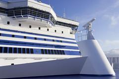 MV Bretagne (sequentialogic) Tags: ship bow brittanyferries mvbretagne