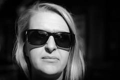 DSC_3922 (Knut Arne Gjertsen) Tags: blackandwhite bw woman blancoynegro monochrome denmark mono lborg achromatic photographerknutarnegjertsen kristingjertsen