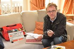 Marcus O. Rosenmller (Starcadet) Tags: bergman nele zdf neuhaus krimi badhomburg schauspieler woll filmdreh tukur settermin taunuskrimi