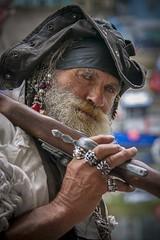 Corsair. (foto.pro) Tags: sea coast devon pirate corsair weapons armed brixham