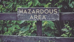 Hazardous Lifestyle (Branson Rose) Tags: life ontario canada nature beautiful fence cool soft pretty pastel pale wilderness cana hazardous beaut arkona cplfilter