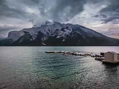 Lake Minnewanka (MEL2YYZ) Tags: landscape rockiemountains alpha alberta canada a6000 lakeminnewanka lake sony