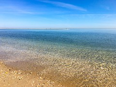 Long Island Sound and a beach spit of Sunken Meadow State Park (Matt McGrath Photography) Tags: newyork beach water unitedstates spit longisland northshore kingspark longislandsound sunkenmeadowstatepark