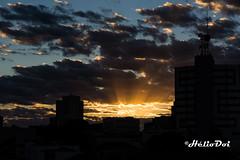 HlioDoi-8786 (Hlio Doi photographer) Tags: sunset sol brasil raios de do sinister 03 sp drama julho por assis anoitecer nightfall sinistro 2016 grandeangular dramaticidade