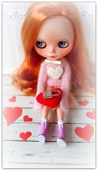 Dora (patrcia.aquino) Tags: love amor corao blythe namorados