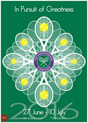 """Wimbledon"""" Poster #4"""