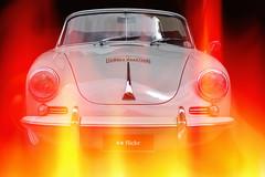 Porsche 356 b cabrio (C-Smooth) Tags: cars race flickr porsche passion historical mito 1961 356b berbennodivaltellina summermarathon stefanocabello tizianotraversi barcafftraversi