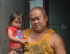 matching expressions (the foreign photographer - ) Tags: portraits thailand nikon child bangkok grandfather expressions grandpa doorway matching khlong bangkhen thanon d3200 jun182016nikon