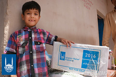 Islamic Relief's Ramadan food distribution in Rawalpindi, Pakistan.