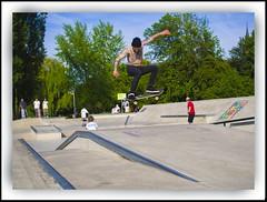 Build ramps not bombs! (lsrini) Tags: sports board skate skateboard omd wuerzburg omdem5