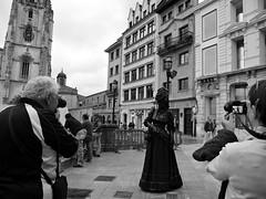 Oviedo, Asturias, Espaa. La Regenta. (Caty V. mazarias antoranz) Tags: asturias oviedo botero catedraldeoviedo laregente montenaranco principadodeasturias labellalola turismoenoviedo