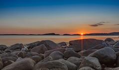 Beach (-kaprifol-) Tags: 2016 fotovandring havet landskap långaslutartider sivik sverige utrustningcanon163528lii utrustningcanon5dmkiii vår västragötalandslän se