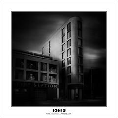 IGNIS (Mike Higginson | frazaz.com) Tags: cambridge england art architecture fine nd 24mm tiltshift bigstopper envisionography