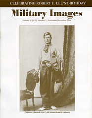 Military Images magazine cover, November/December 2006 (militaryimages) Tags: history infantry mi america magazine soldier photography rebel us marine uniform photographer unitedstates military union navy archive confederate worldwari civilwar american weapon tintype ambrotype artillery stereoview cartedevisite sailor ruby veteran roach daguerreotype yankee cavalry neville spanishamericanwar albumen mexicanwar coddington backissue citizensoldier indianwar heavyartillery matcher findingaid militaryimages hardplate