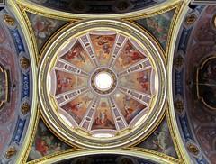 IMG_3587 (Claude Marco) Tags: italy art church colors architecture colours religion iglesia indoor chiesa inside fresco eglise religione