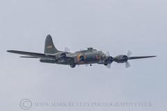 B17G - SALLY B (mark_rutley) Tags: airdisplay aircraft airforce airshow aviation duxford theamericanairshow iwmduxford worldwar2 worldwarii