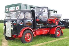 ERF J Leech Crewe Flat Truck Frank Hilton IMG_3134 (Frank Hilton.) Tags: bus classic car vintage bedford lorry trucks erf morris tractors albion commercials foden atkinson aec fergy